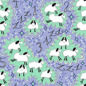 Counting Sheep (Slumber)