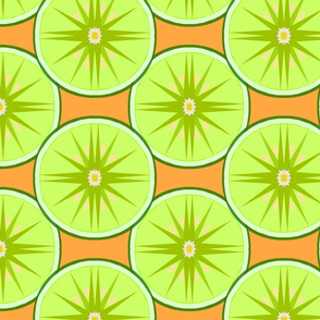 Lime Light-orange
