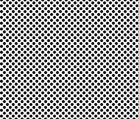 dot fabric by kae50 on Spoonflower - custom fabric