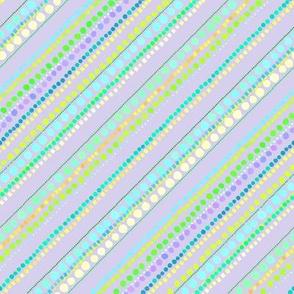 Boho Stripes Lilac 450
