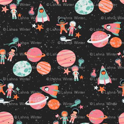 Princess Astronaut