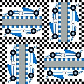 Formula 1 (blue)