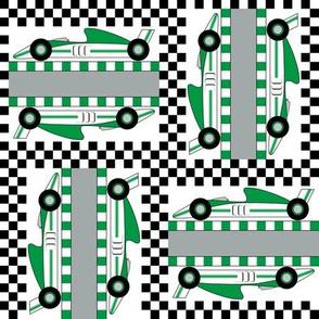 Formula 1 (green)