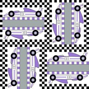 Formula 1 (violet)
