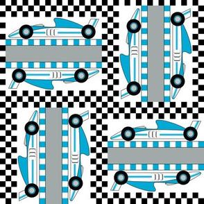 Formula 1 (aquamarine)