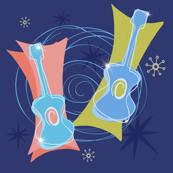 Groovetastic Guitars In Orbit