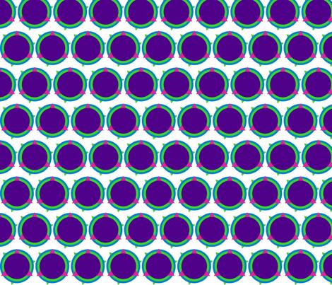 circle fabric by miss_good_stitch on Spoonflower - custom fabric
