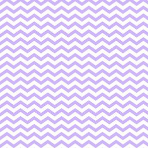 Fat Chevron - Lavender