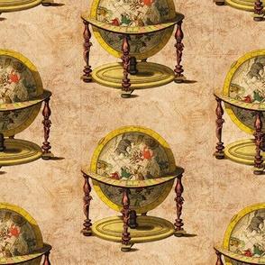 old globes