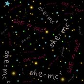 she = mc2