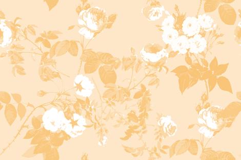Ilka citrus fabric by lilyoake on Spoonflower - custom fabric