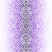 Gradient purple and white swirls doodles