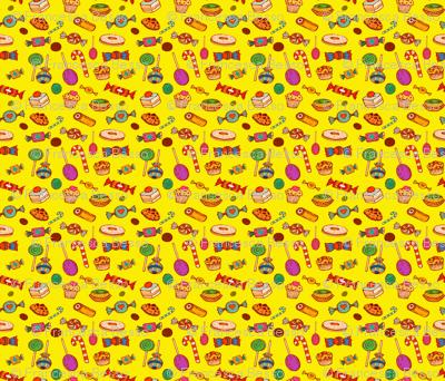 Sweet Princess (yellow)150