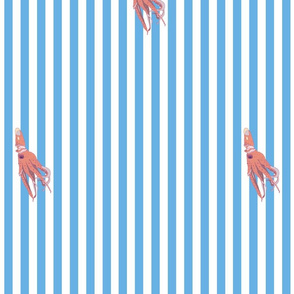 squids in a sea of stripes