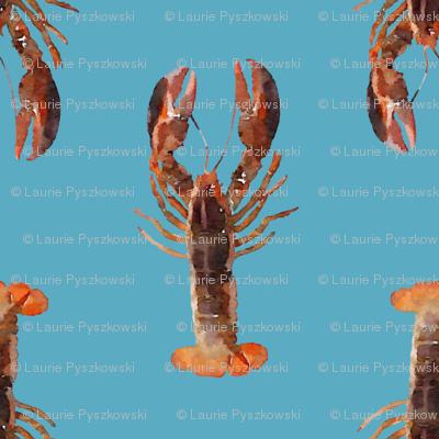 Lots of little lobstas!