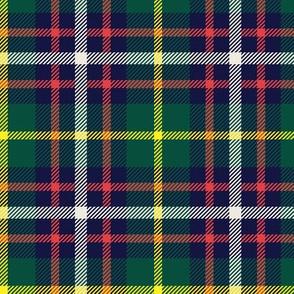 Scottish Clan Tartan