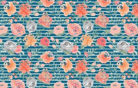 Watercolorwashfloralfilledinlessvibrant_azurewhitestripes_shop_preview