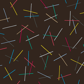 Pick up Sticks (dark)