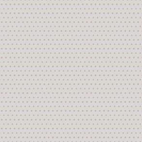 Small Mauve Dots on Gray