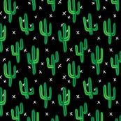 Cactus, Black