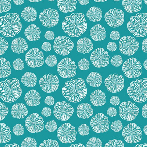 Turquoise Sand Dollars-01