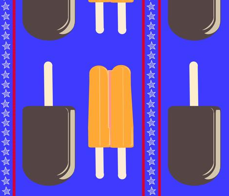 Celebrate Summer fabric by kae50 on Spoonflower - custom fabric