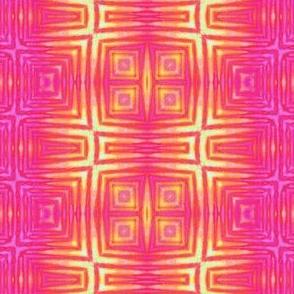 Flaming Blocks