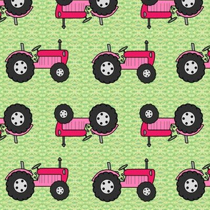 Tractor Pinks 1 inch