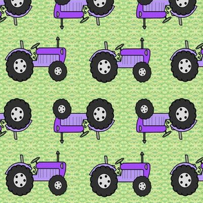 Tractor Purples 1 inch