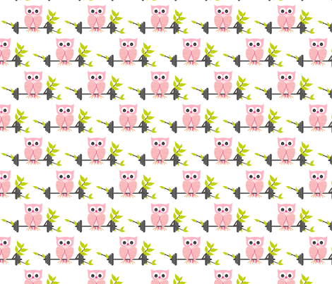 Sweet, Strong & Capable fabric by cksstudio80 on Spoonflower - custom fabric