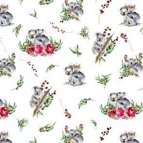 Christmas Koalas No hats