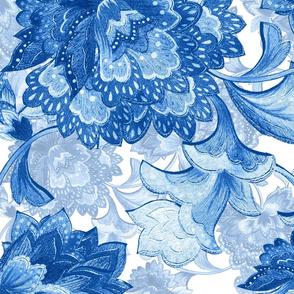 Blue ChintzB