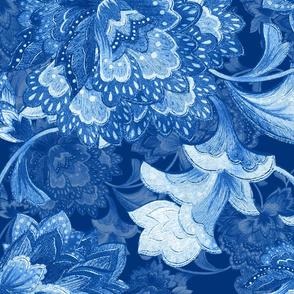 Blue ChintzB invert