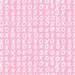 XOXO Soft Pink