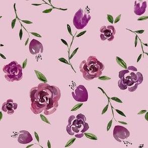 Maggie Florals in Pink