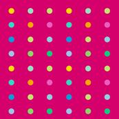 Mini Dot Confetti in Slumber Party