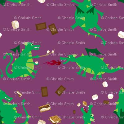 Smore Dragons!