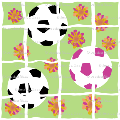 3-2.Super soccer girl