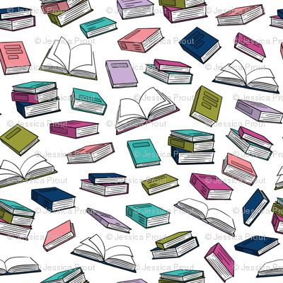 books - good cheer on white