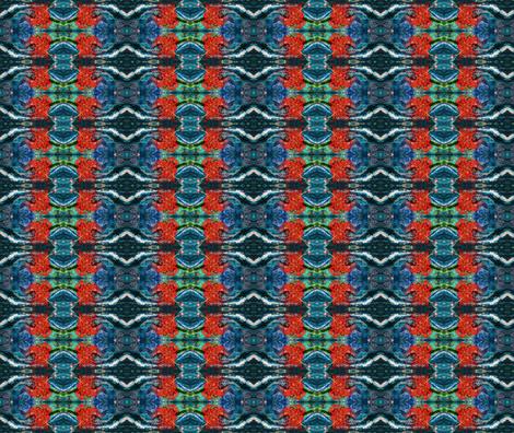 My Mermaid fabric by jeannaw on Spoonflower - custom fabric