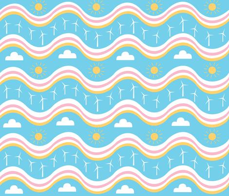windpower_large_final-01_web fabric by merry_mack_creative on Spoonflower - custom fabric