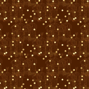 Gold-Confettibrown