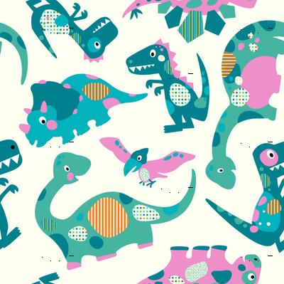 Princess Awesome - Jumbo Dinosaurs