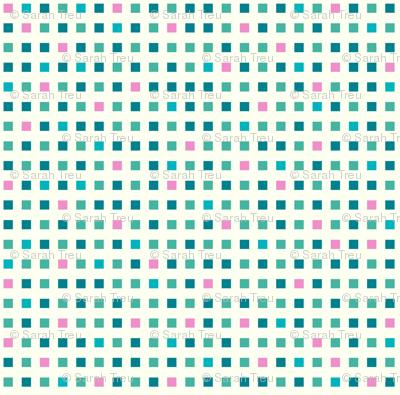 Princess Awesome - Geometric Pattern