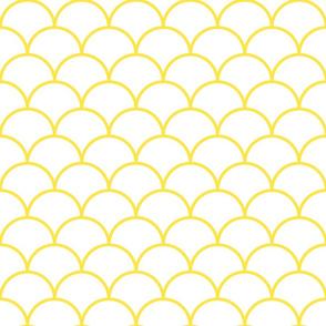 Scallop Yellow