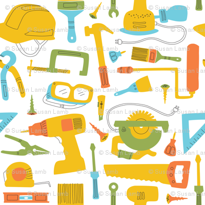 Maker Tools - White