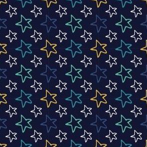 P #92  - Stars (3)