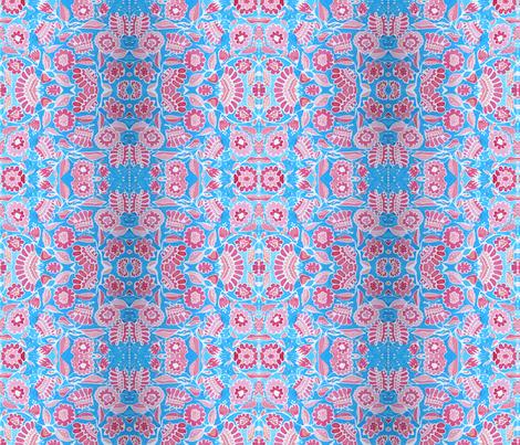 I like pink... fabric by marigoldpink on Spoonflower - custom fabric