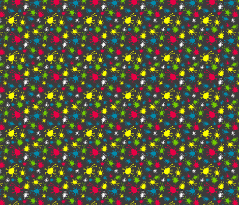 Primary Bugs fabric by jadegordon on Spoonflower - custom fabric