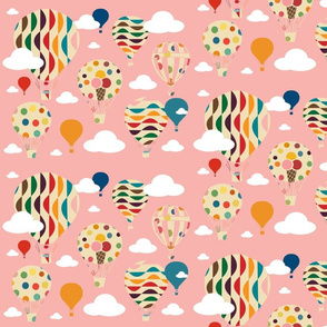 Air-balloons pink